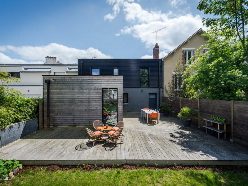 habitat individuel archiprim. Black Bedroom Furniture Sets. Home Design Ideas